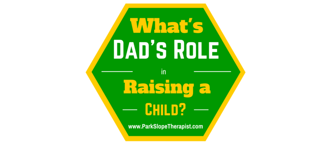 Dad's Role in Raising a Child