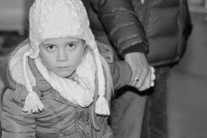 Child winter hat