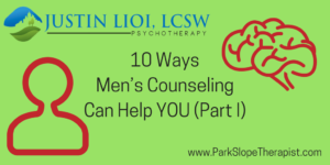 men and counseling