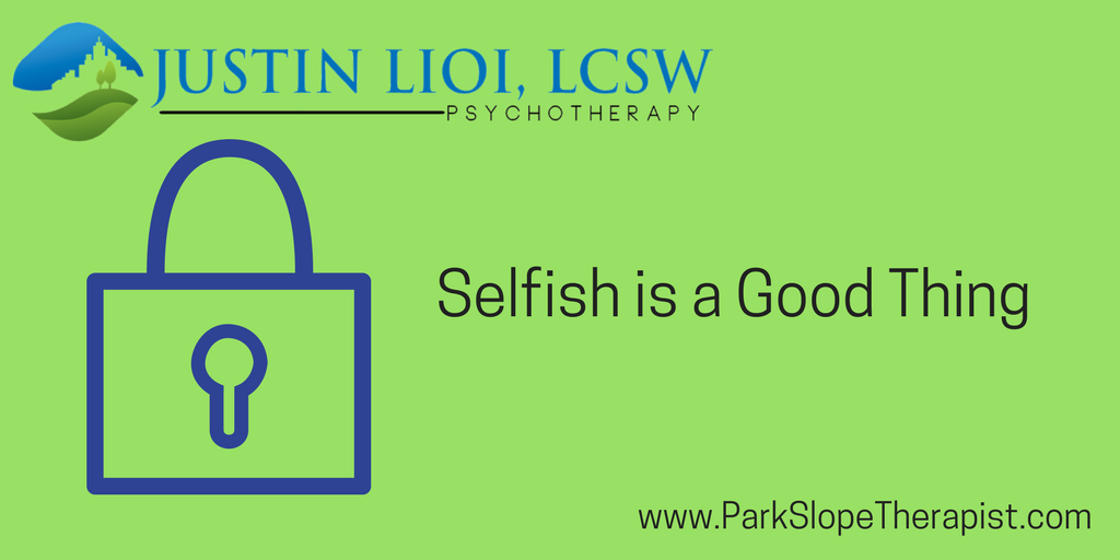 selfish_is_a_good_thing