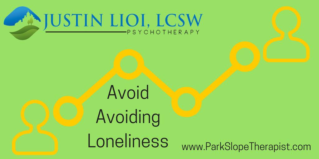 Avoid Avoiding Loneliness