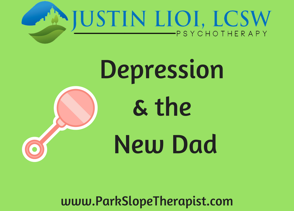 Depression & the New Dad
