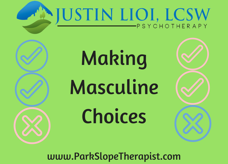 Making Masculine Choices