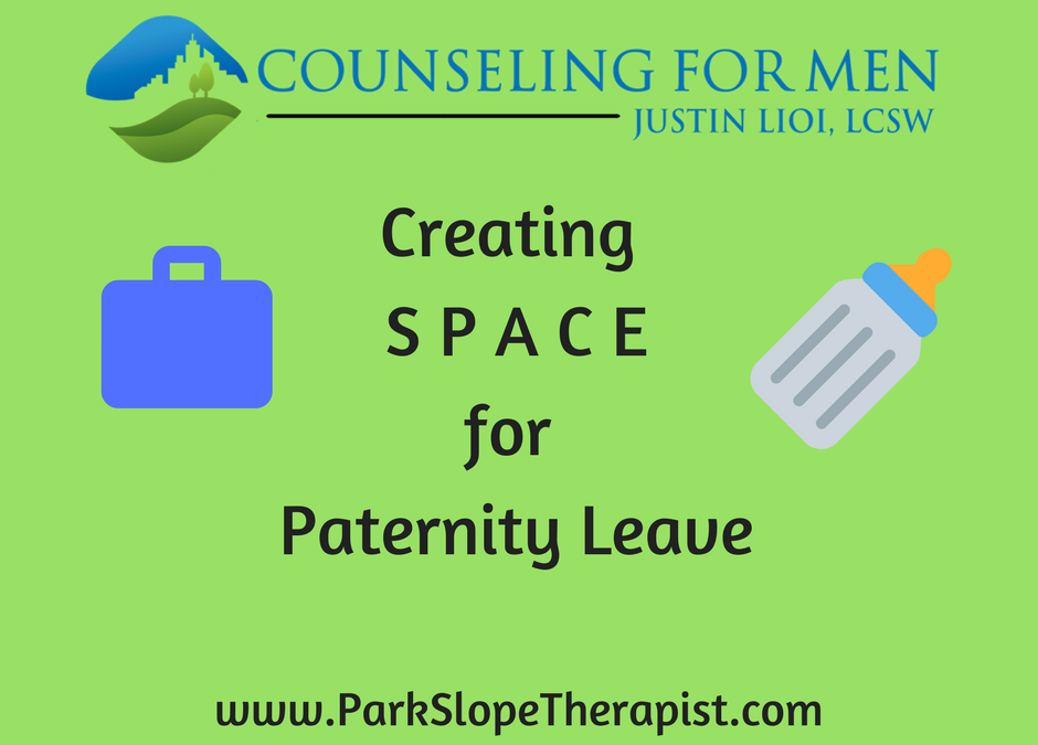 Creating the Space for Paternity Leave