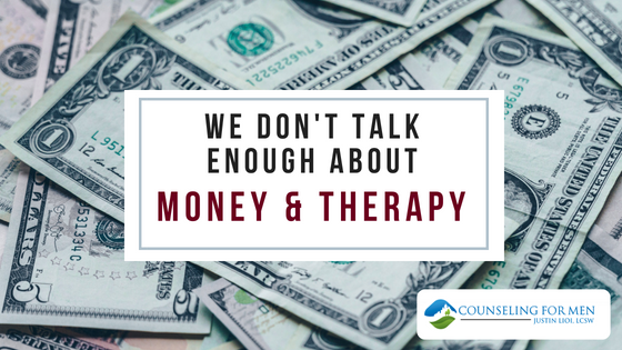 We Don't Talk Enough About Money and Therapy