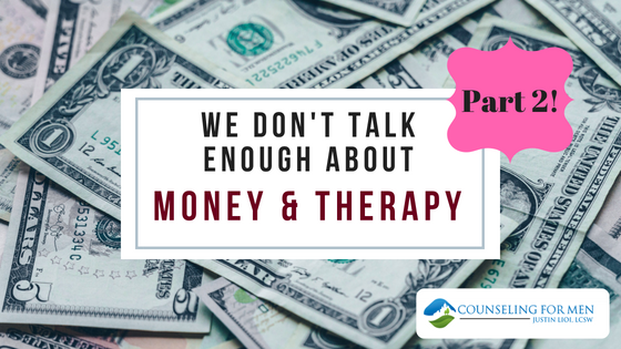 We Don't Talk Enough About Money and Therapy (Part II)