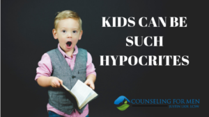 Kids Can Be Such Hypocrites!