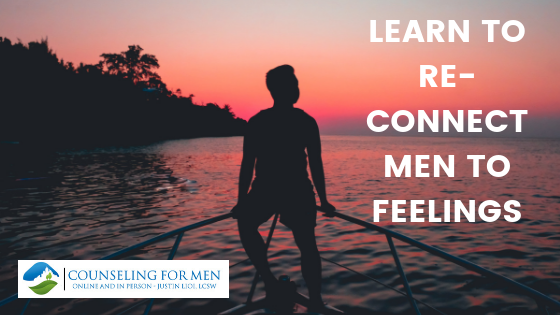 connect men to feelings